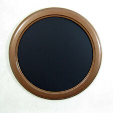 Round Picture Frames & Oval Picture Frames, Copper Color, All Sizes Custom Frame