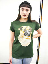 Pug T shirt, Pug Tee, Pug Top, Pugs, Dog T-shirt, Animal T-shirt, Pug Life, New