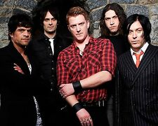 QUEENS OF THE STONE AGE 01 (MUSIC) PHOTO PRINT 01A