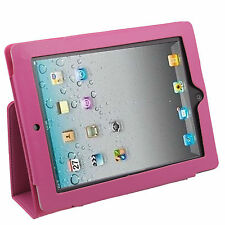 New Stand Leather Case Cover  For Apple iPad 2 iPad2+BK Stylus