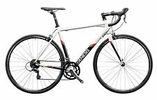 Genesis Volant 10 Road Bike Alloy Frame / Carbon Fork With Mudguard Eyes - White