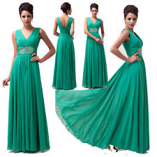 BEADED Corset Long Evening Fromal Prom Bridal Party Bridesmaid Dresses PLUS SIZE
