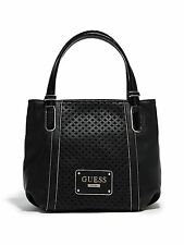 GUESS Women's Agolo Perforated Satchel