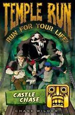 NEW Temple Run: Castle Chase by Chase Wilder Paperback Book (English) Free Shipp