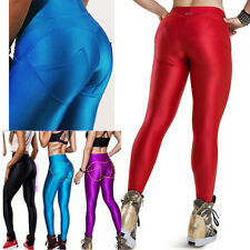 Sexy Fashion Yoga Push Up Athletic Apparel Leggings Gym Running Sport Pants