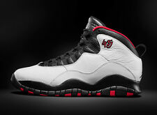 Air Jordan 10 X Retro Chicago Double Nickel 2015 BG GS Kids 310806 102 SHIPS NOW