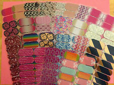 "Jamberry Nail Wrap 1/2 Sheets ""NEW DESIGNS"""
