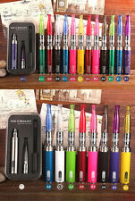 Electronic Vaporizer E Shisha Hookah Pen 2200mAh Battery + 0mg E Liquid E Juice
