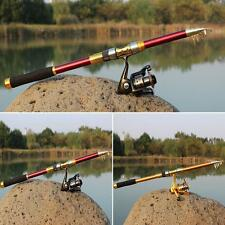 Popular Sports Fish Pole With Cast Resin Carbon Rods Long Shot Stretch Sea Pole