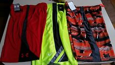 Boys Under Armour & Nike Shorts Youth size L & XL NWT