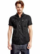 G By Guess Men's Percy Short-Sleeve Shirt