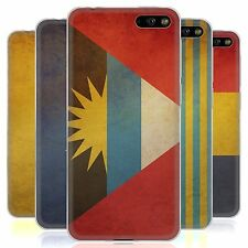 HEAD CASE VINTAGE FLAGS SET 5 SILICONE GEL CASE FOR AMAZON FIRE PHONE