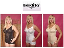 Retro Vintage Shapewear Firm Control Corselet Girdle Corset Body Berdita 96405