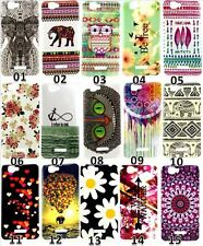 Cute Rubber TPU Gel Silcone Paint Phone Back Case Cover Skin For Wiko Rainbow