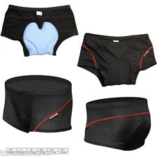 Bike Gel 3D MTB Bicycle Bike Cycling Shorts Padded Underwear Pants Men Outdoor