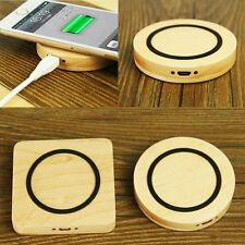 Qi Wireless Charging Charger Pad For Samsung Galaxy S6 S5 S4 Note 4 3 phone 6 6+