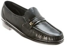 Florsheim Men's Riva Slip On Loafer Leather Dress Shoes Black 17088