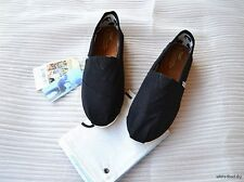 New with tag Toms classic Black Women Canvas shoes size 5 to size 9
