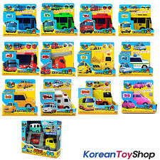 The Little Bus TAYO & Friends Main Diecast Plastic Cars - Choose Model You Want