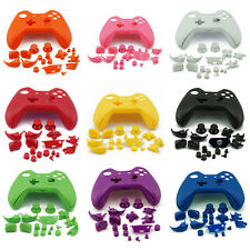 Full Housing Case Shell Skin Cover Button Kits For Xbox One Wireless Controller