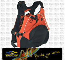 Solution Quest Hydration PFD, Life Jacket or Vest with Drinking Water Bladder