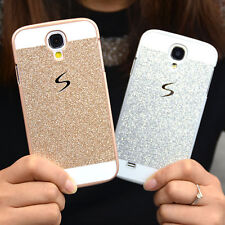 Luxury Bling Glitter Hard Back Case Cover Skin  for samsung Galaxy S4/5 Note 4