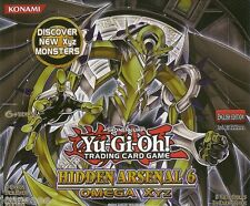 Hidden Arsenal 6 HA06 Secret Rares Yu-Gi-Oh Cards 1st Edition New Take Your Pick