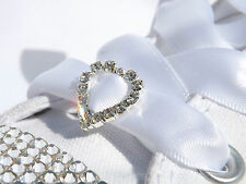 Bling your Converse with Crystal Shoe Charms to Slide On ShoeLaces Wedding Shoes
