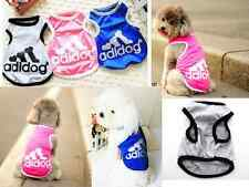 Small Puppy Pet Dog Vest Breathable Clothing Summer Cool Sleeveless Mesh T-shirt