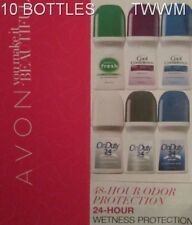 Avon Fragranced Roll-On Anti-Perspirant Deodorants{LOT OF 10}*YOU CHOOSE SCENTS*