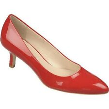Franco Sarto Women's Rema Red Patent Pump