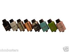 Mutation X V4 Atomizer by Indulgence - AUTHENTIC In STOCK 4 Colors - Atty Mod