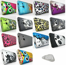 for Huawei Ascend W1 Design Set1 Cases Hard Phone Case Cover Accessory+PryTool