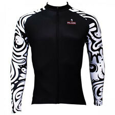 2015 Paladin Brand Cycling Clothing Bike Bicycle Long Sleeve Cycling Jersey Top