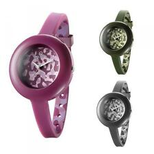 Womens Watch OPS! OBJECT Camouflage Camo Military Mimetic Green Purple Gray