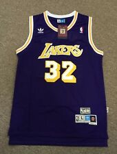 Magic Johnson #32 Lakers Jersey (All sizes available)