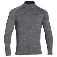 2015 Under Armour Novelty Tech 1/4 Zip Cover-up Long Sleeve Top Layer Gym Shirt