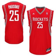 Chandler Parsons Houston Rockets Men's Adidas Swingman Jersey New With Tags