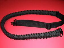 LRRP SLINGS 2 POINT PARACORD ADJUSTABLE RIFLE SHOTGUN SLING WITH SWIVELS