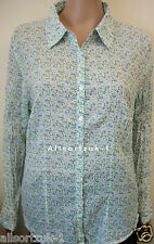 Ladies Next Long Sleeve Cotton Blouse Size 10 16 Smart Casual Work
