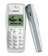 Refurbished Nokia 1100 UNLOCKED Phone with 1y Warranty BLACK AND WHITE Bar