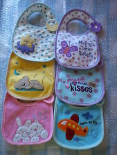 Brand New multi no theme Baby Cotton Bibs Buy one choose one