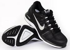 Nike Dual Fusion Run 3 Men's Running Shoes Black Grey White 653596 004 NIB