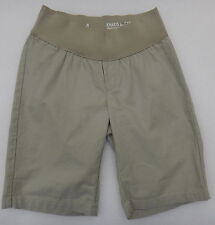 KHAKIS by GAP MATERNITY BERMUDA SHORTS SKIMMER