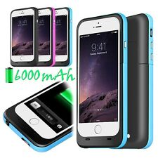 Portable Backup External Battery Charger Power bank Case for iPhone 6 6s/Plus AU