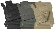 Mercedes-Benz 2006 to 2011 CLS-Class 219 Genuine OEM All Weather Floor Mats