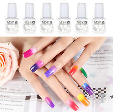Temperature Chameleon Thermal Color Change UV LED Soak Off Gel Nail Polish 7ml