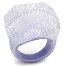 NEW!!! Jewelry  Lucite Acrylic Plastic ring Size 5.6.7.8.9. Free USA shipping!!!