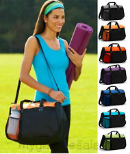 Duffel Gym Bag Workout Sports Yoga Travel Carry On Diaper