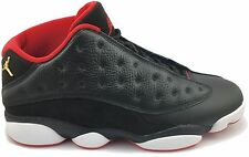 Nike Air Jordan 13 XIII Bred Low Retro Playoff Black Red 310810 027